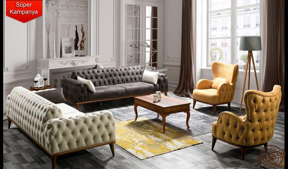 orkide chester koltuk tak m. Black Bedroom Furniture Sets. Home Design Ideas